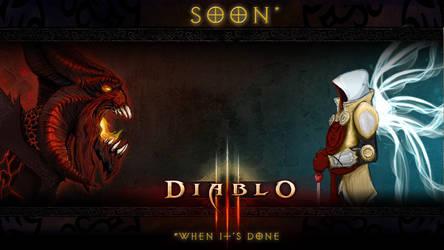 Diablo III by itildine