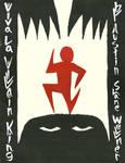 Viva La Villain King Cover by SAW08