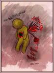 keine Liebe by ArtandMore