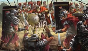 Total war by Murushierago101