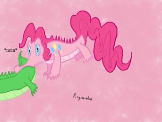 Gummy Pie the tail lover by Ragnarokia