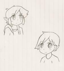 Boredom drawings by Yuki7900