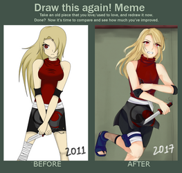 improvement meme by spongebuns