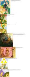 old drawings_part 12 Zelda - 1 by MajorasMasks
