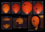 Tobi's mask - set 2   SOLD OUT by MajorasMasks