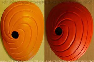 Tobi's mask - set 3 | SOLD OUT by MajorasMasks