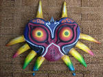 Majora's Mask paper-mache ver. | GIFTART by MajorasMasks