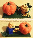 A Pumpkin for Naruto   FOR SALE by MajorasMasks