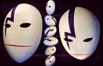 Darker than Black - Hei's mask   COMMISSION by MajorasMasks