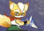 Star Fox | GIFTART by MajorasMasks