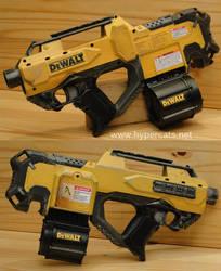 Dewalt Coiler Nailer - Nerf Rayven by Hypercats