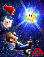Mario by Archaois
