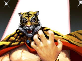 Tiger Mask - Roar by leeyiankun
