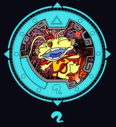Sparky Sangokushi Medal by GusJR