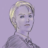 HP vignettes - Draco by bluestraggler