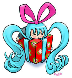 Miku Packaged by Randwill