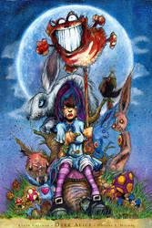 Dark Alice by dholms