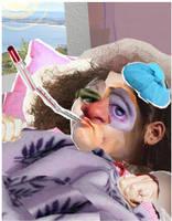SickWoman by BenjitheGreat
