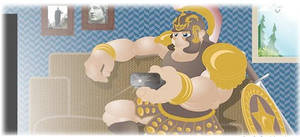 Myth Of The Weekend Warrior by BenjitheGreat