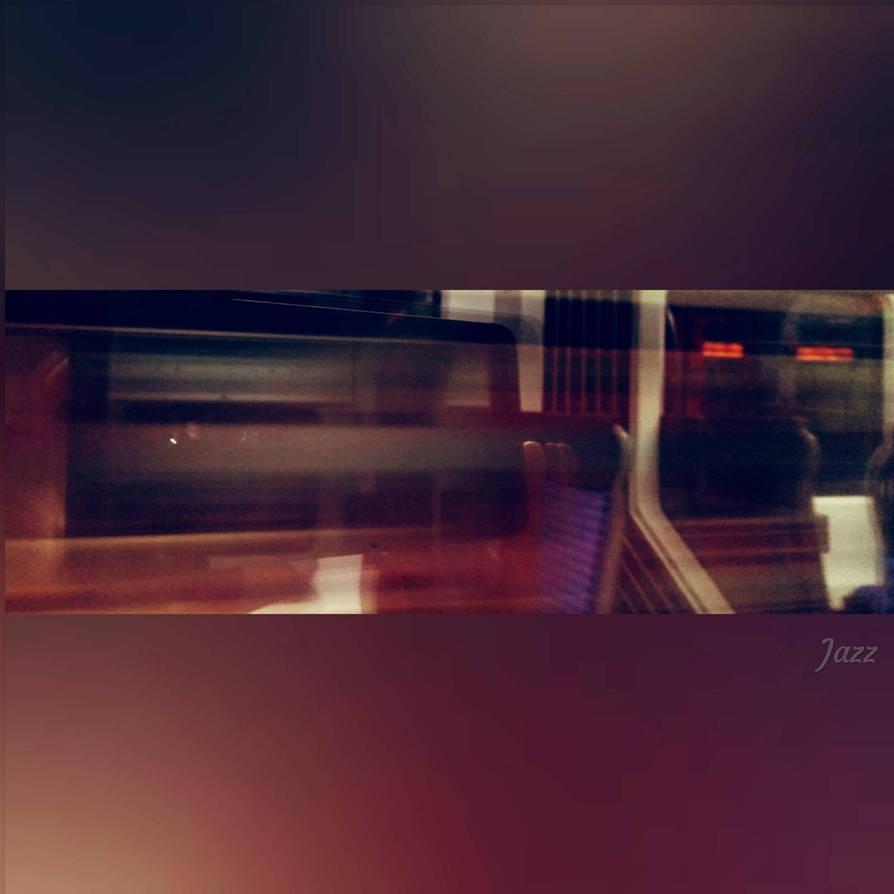 City Train by JazzmineGermany