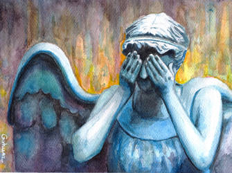 Weeping Angel by Gohush