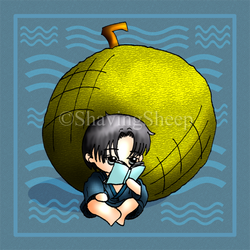 Melon Shigure by ShavingSheep
