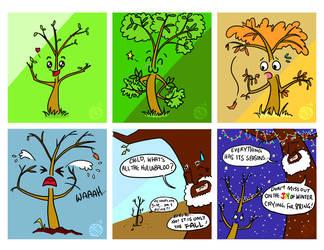 Wisdom of Trees by ShavingSheep