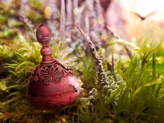 Forest elixir by Vera-Orlova