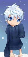 Child Jack Frost by fryzylstyk