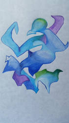Cool Color Contortions by Infineato