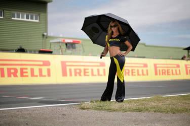 Pirelli girl by monosolo
