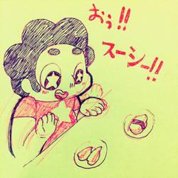 20150515 1441 02 SUSHI Steven by hattoushinha