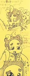 Later Steven was dressed in girl Sukajan. by hattoushinha