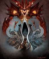 Diablo III Reaper of Souls by Temeperkele