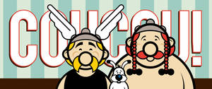 Asterix and Obelix by Tordo