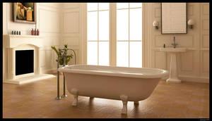 Bathroom by georgas1