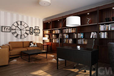 Home office by georgas1