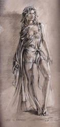 Euridice by Chael