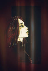 Black Widow by Adayka
