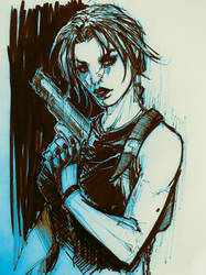 TR Sketch by Adayka