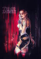 Tomb Raider II by Adayka