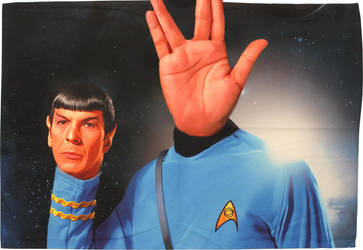 Live long and prosper by Tysirr