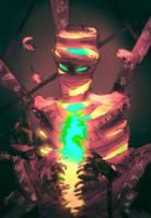 Guardian of Wisdom by Tysirr