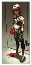 Mercenary by Tysirr