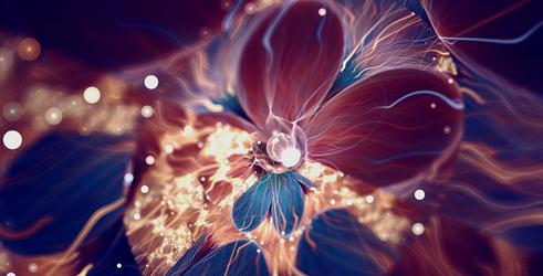 Plasma Blossom by C-91