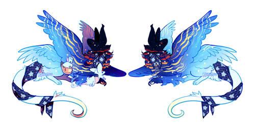 Mini Faelith MYO entry! won! by Kit-katsu