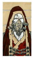 Dark Heresy (WH40K) Character: Geist (Engineseer) by dForrest