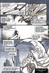 The Archer (page 2) by dForrest
