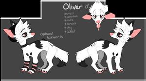 Oliver Ref Sheet by Fosbat