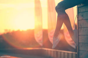 Legs by PhotoYoung